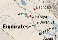 Euphrates River Drying Up July 13  2009  News