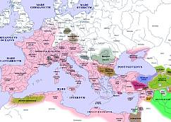 Revived Roman Empire Map.The Eu A Revived Roman Empire Emerging Now